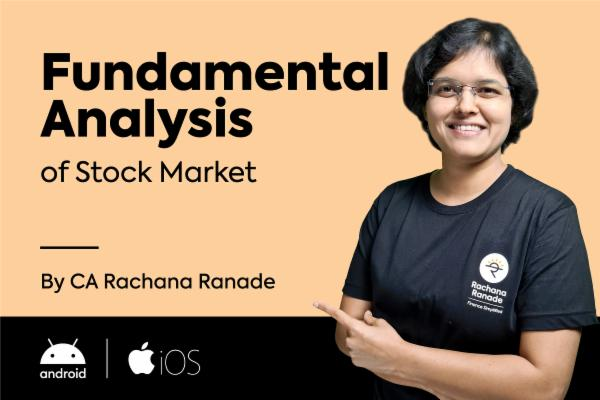 CA Rachana Ranade Fundamental Analysis Course Free Download