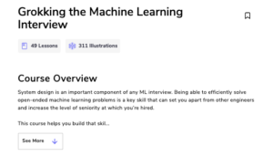 [Educative.io] Grokking the Machine Learning Interview Free Download